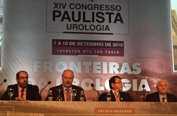 Especialistas do Hospital Amaral Carvalho integram programação do Congresso Paulista de Urologia