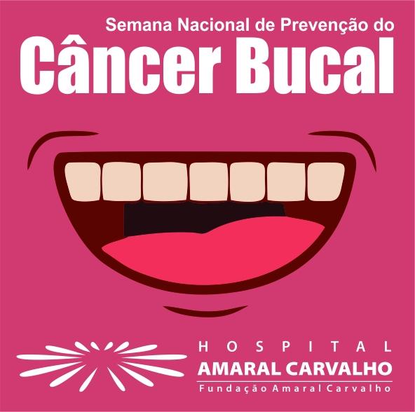 Câncer de Boca é tema de semana especial de prevenção